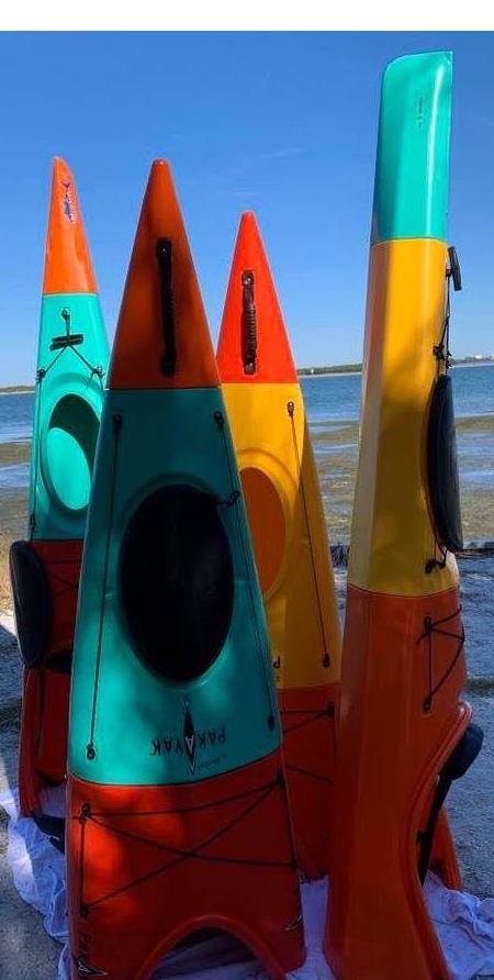 Collapsible Kayak