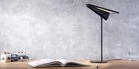 Paper Plane Lamp