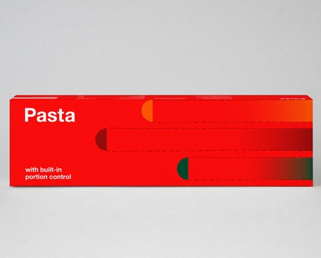 Alesia Lurtcevich Pasta Packaging