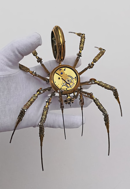 Watch Parts Spider