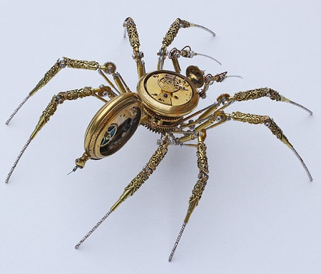 Watch Part Spider