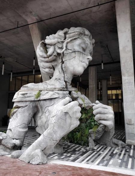 Daniel Popper Sculpture