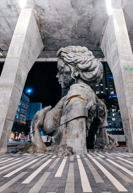 Daniel Popper Thrive Sculpture