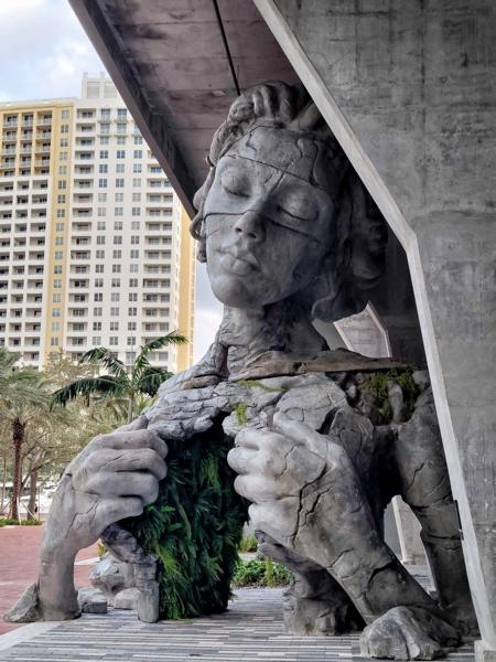 Sculpture by Daniel Popper