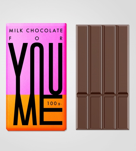 YOU and ME Chocolate