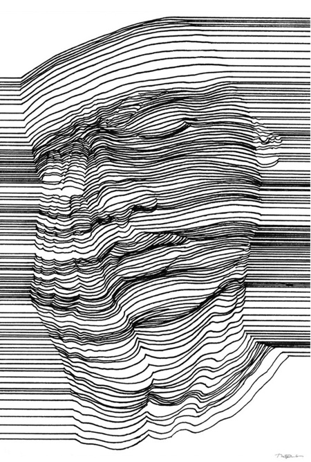 Nester Formentera Line Drawing