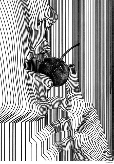 Nester Formentera 3D Line Drawings