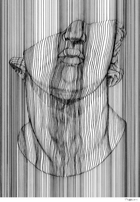 Nester Formentera Line Art