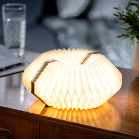 Accordion Shaped Lamp