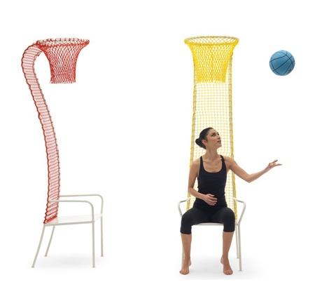 Lazy Basketball Chair