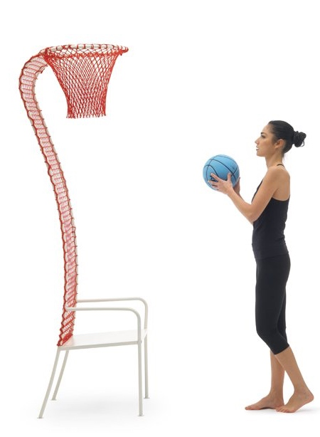 Emanuele Magini Basketball Chair