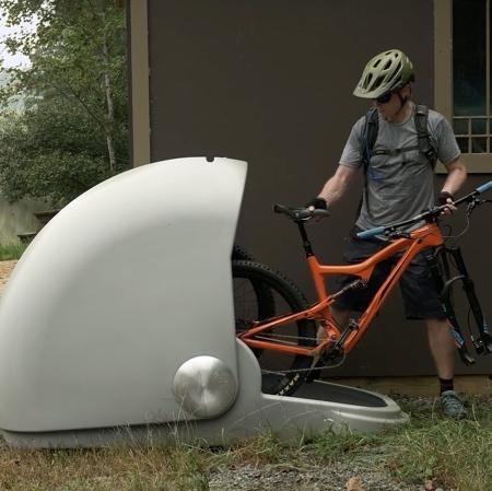Bicycle Capsule