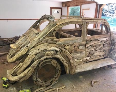 Alex Witcombe Driftwood