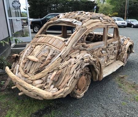 Drifted Creations VW Beetle Car