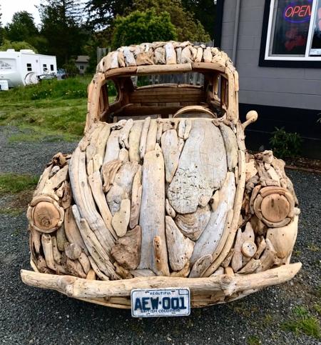 Driftwood Volkswagen