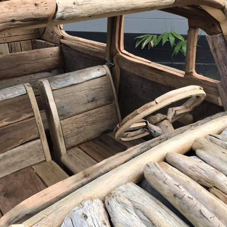 Driftwood Volkswagen Car