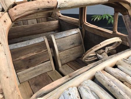 Driftwood Car