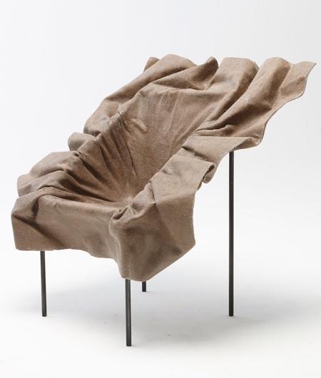 Frozen Fabric Chair