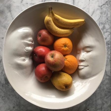 Human Face Bowl
