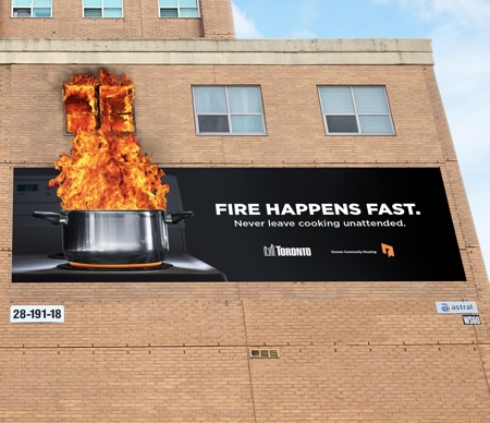 Fire Happens Fast Toronto