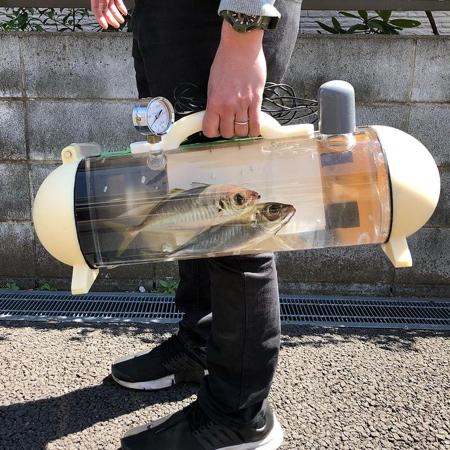 Portable Fish Bowl