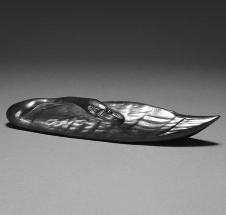 Agelio Batle Graphite Sculpture