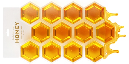 Portioned Honey Packaging