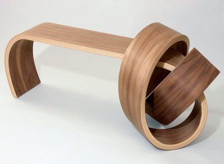 Knotted Bench