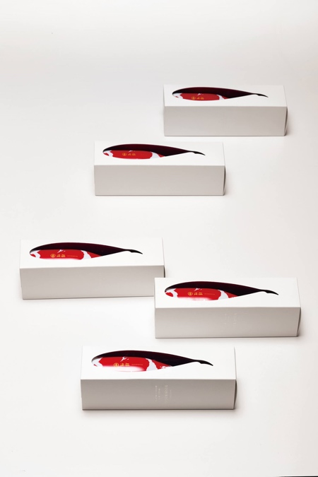 Koi Fish Packaging