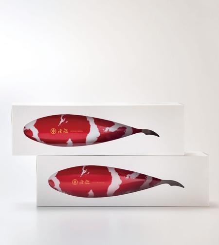 Koi Bottle Packaging