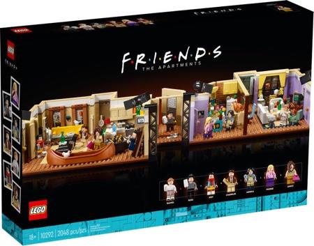 Friends TV Show LEGO Set