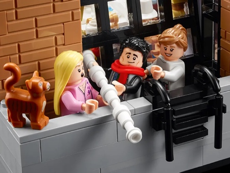 Friends Apartment LEGO