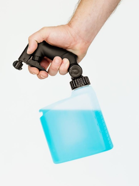 Tilting Spray Bottle