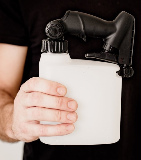 Concept Spray Bottle