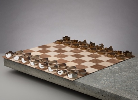 Rollable Chess Set