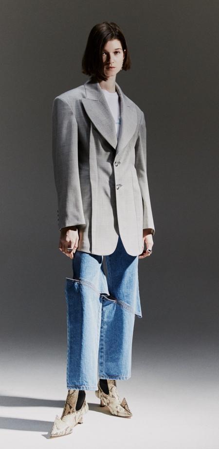 Optical Illusion Jeans