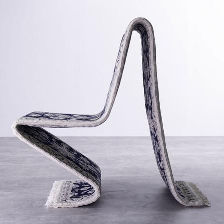 Persian Carpet Chair