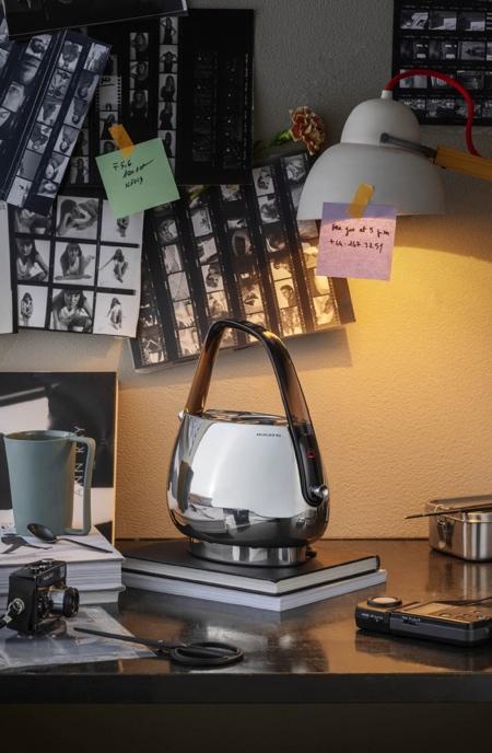 Handbag Inspired Tea Kettle