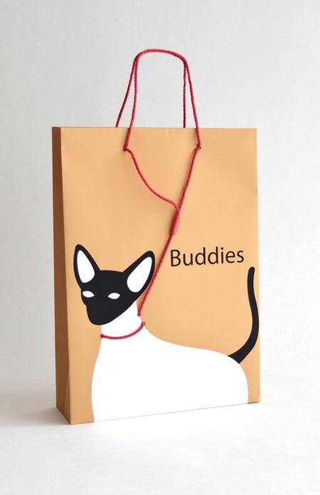 Cat Leash Shopping Bag
