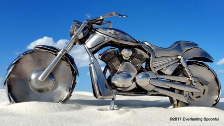 Spoon Motorcycle