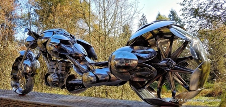 Everlasting Spoonful Motorcycle