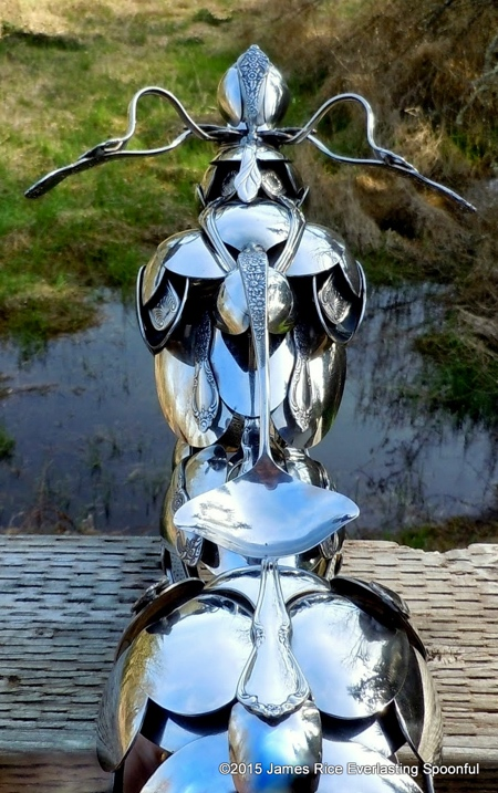 Jim Rice Spoon Motorcycle