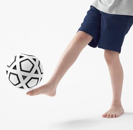Non-inflatable Ball