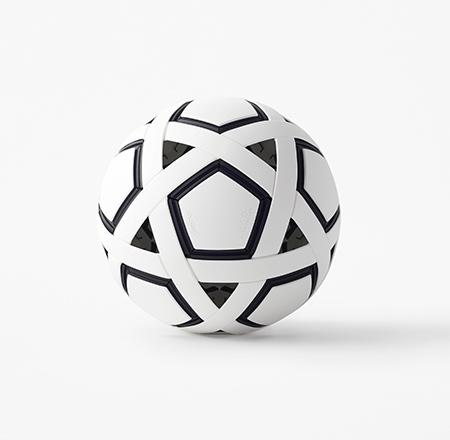 Airless Soccer Ball