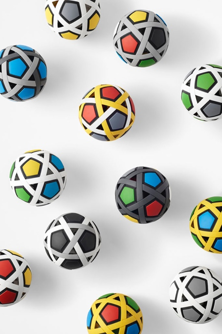 Nendo Soccer Ball