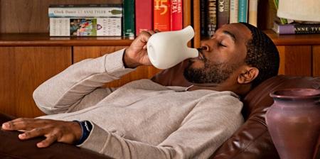 Unspillable Coffee Mug