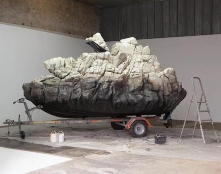 Julien Berthier Rock Boat