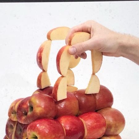 Apple Birkin Bag