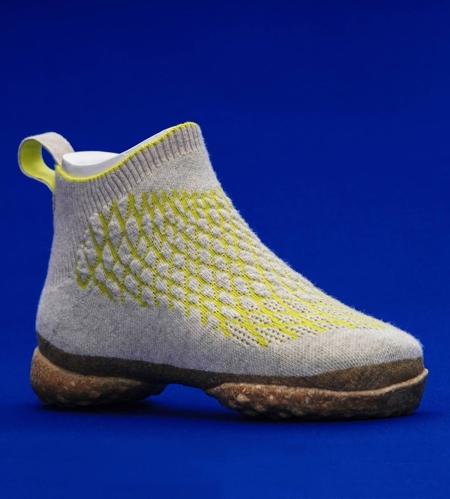 Emilie Burfeind Biodegradable Shoes