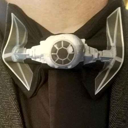TIE Fighter Bow